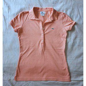 Lacoste Short Sleeve Polo Shirt (36)